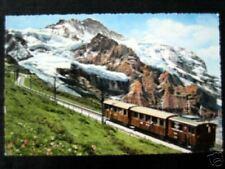 Switzerland~Jungfrau Bahn~Swiss Train~Swiss Alps