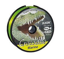 Ligne de pêche cordon marine Jaxon CROCODILE MARINE 300M BOBINE FICHIER Unique