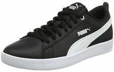 Puma Smash Wns V2 L Damen Schuhe Turnschuhe Sneaker 365208 (Black 02)