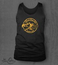 Final Fantasy Vest Tank Top Bodybuilding Gym Black Chocobos Riders Club Ps1 Ff7