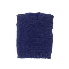1/6 Phicen, Hot Toys, Kumik, Cy, ZC, TTL, NT - Female Navy Blue V-Neck Sweater