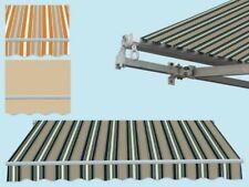 Tenda da Sole con Bracci per Balcone Esterno Parete in Alluminio 295X250cm