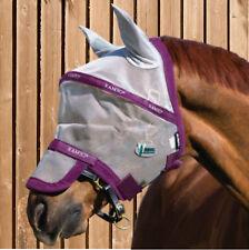 Horseware RAMBO Flymask Plus Vamoose, Horseware Fliegenmaske Fly Mask Vamoose