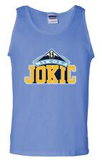 """Nikola Jokic Denver Nuggets """"Logo"""" Shirt TANK-TOP"""