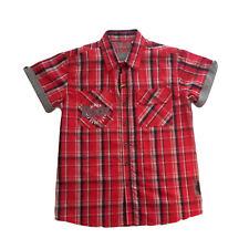 Camisas niño de Losan , rojo ,talla 8