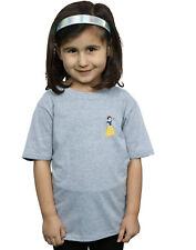 Disney Niñas Princess Snow White Pocket Camiseta