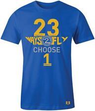 """23 Ways 2 Fly"" T-shirt to Match Retro ""Laney"" 5's JSP 2019"