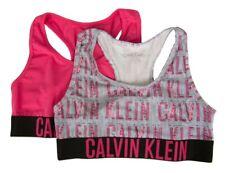 Pack 2 brassière niña CK CALVIN KLEIN artículo G80G800261 2PK BRALETTE