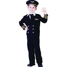 Little Boy Giacca Costume Pilota Set da Dress Up America