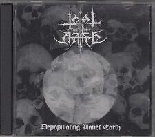 TOTAL HATE - depopulating planet earth CD