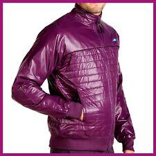 New Balance Sole Track Jacket PURPLE MENS SPORTS JACKET S L XL NEW WITH TAG