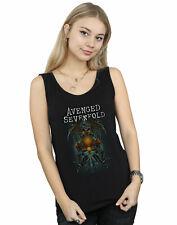 Avenged Sevenfold Women's Oracle Deathbat Vest