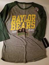 Pro Edge Baylor Bears  Womens/Juniors TShirt Sizes NWT