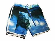 Costume Pantaloncini mare piscina,Body Board bermuda uomo, surf 3 tasche CJM03