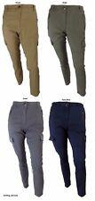 M&S Ladies Womans Cargo cambat Trousers Skinny Slim  6 8 10 12 14 16 18 20 22 24
