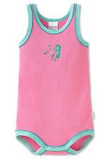 SCHIESSER Baby Body ohne Arm 100% Baumwolle Gr. 68 74 80 86 92 98 Bodies