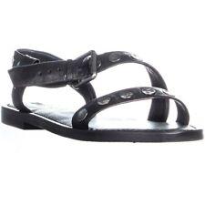 Frye Womens Morgan Hammered Stud Sandal Open Toe Casual Slingback Sandals