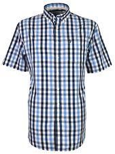 Farah Men`s Randel Short Sleeves Shirt - FAWS8006