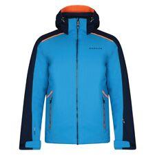 Mens Dare2b Educe Promo Ski Jacket Methyl Blue Outerspace Blue