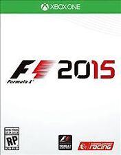 F1 2015 - Microsoft Xbox One Game - Complete