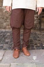Medieval Vikings Trousers wigbold/LARP - Brown from burgschneider