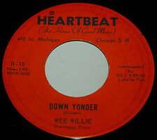 Wee Willie 45 Down Yonder / Dardanella   HEARTBEAT #10
