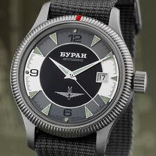 Fliegeruhr Automatik Military Uhr 4 Modelle B-Uhr BURAN 2824-2 mechanische Uhr