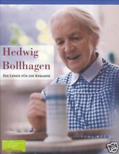 Fachbuch Hedwig Bollhagen - Ein Leben für Keramik Neu und OVP, WERTVOLL