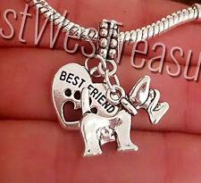 Schnauzer Scottie Scottish terrier dog bracelet necklace charm pendant-European