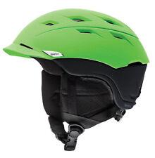 Smith Optics Variance Matte Reactor Black Ski Snowboard Helmet NEW