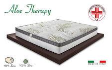 Materasso Memory Aloe Therapy alto 26cm dispositivo medico Classe 1 detraibile ,