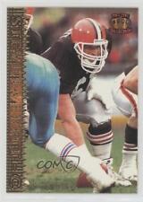 1995 Pacific #89 Steve Everitt Cleveland Browns Football Card