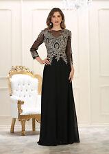 Plus Size Long Prom Dress Formal