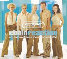 STEPS - Chain Reaction (UK 3 Track CD Single Part 1)