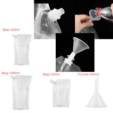 Drink Wine Beverage Pouch Milk Plastic Juice Liquid Packaging Bags Reuasable