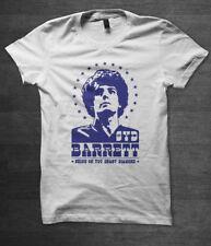 Syd Barrett Pink Floyd T Shirt ANNI'60 musica psichedelica