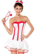 Tenue Infirmière Nurse Glamour T Costume