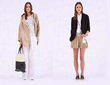 NWT $ 119 Designer COUNTRY ROAD Linen Cotton Stripe Dress SHORTS  6-16