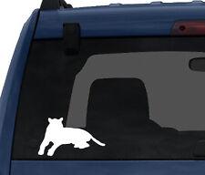 Tiger #2 - Big Cat Striped Predator Hunter Zoo Animal - Car Tablet Vinyl Decal