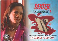 "Dexter - DC15 ""Lt. Maria Laguerta"" Costume Card"