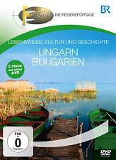 DVD Ungarn und Bulgarien von Br Fernweh das Reisemagazin mit Insidertipps