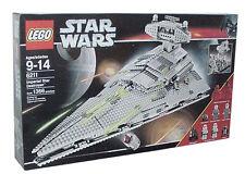 NIB Lego Star Wars Imperial Star Destroyer 6211 + BONUS STAR WARS CAR DECAL