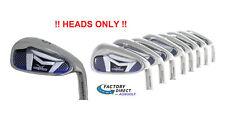 AGXGOLF ONE-SWING SAME LENGTH Iron Heads Set; 4, 5, 6, 7, 8 & 9 + PW: wSW Option