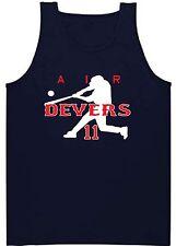 "Rafael Devers Boston Red Sox ""AIR"" jersey Shirt TANK-TOP"