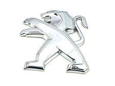 Genuine New Style PEUGEOT BONNET BADGE Emblem For Partner Tepee 2012+ HDi MPV
