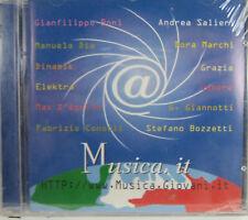 AA.VV. Musica.giovani.it ** CD NUOVO SIGILLATO (Salieri-F.Consoli)