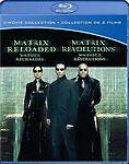 Matrix Reloaded + Matrix Revolutions Bluray / Free Shipping