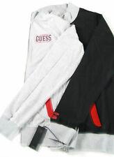 Guess No Pain No Gain Wende-Jacke Gr. S M L XL Hoodie Sweat-Jacke Zipper