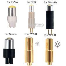Dental LED Bulb for KAVO/NSK/Sirona Fiber Optic High Speed Handpiece Coupler