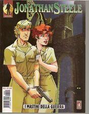 STAR COMICS-JONATHAN STEELE #  2- 2004 - NO BONELLI